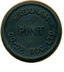 Wrexham co-op milk token