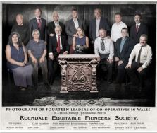 Welsh Pioneers 2014