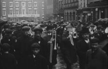 Wrexham Co-op Procession 1912